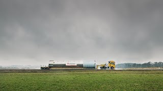 Volvo Trucks – Follow special transporter Prangl on an extreme assignment