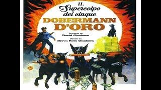 I CINQUE DOBERMAN D'ORO