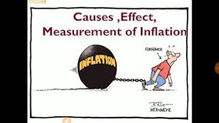 Causes Of Inflation in Hindi | part 2