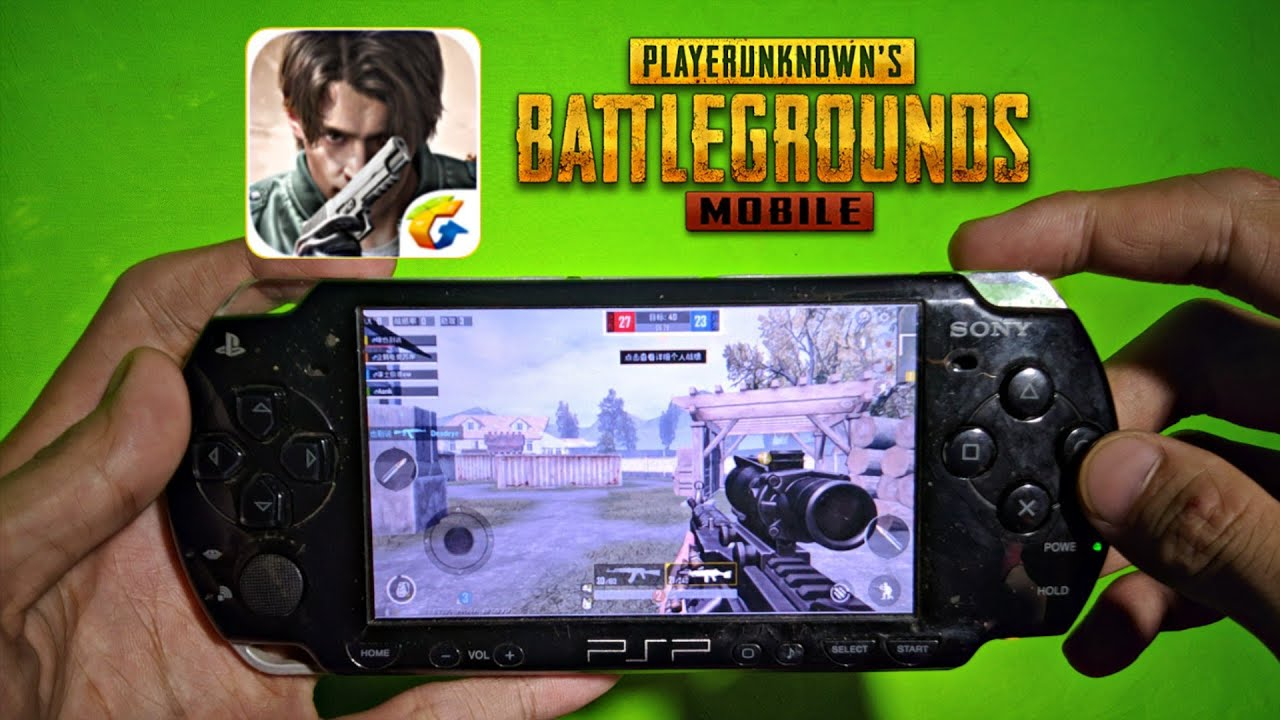 PUBG Mobile PSP Gameplay Team Deathmatch Mode - YouTube