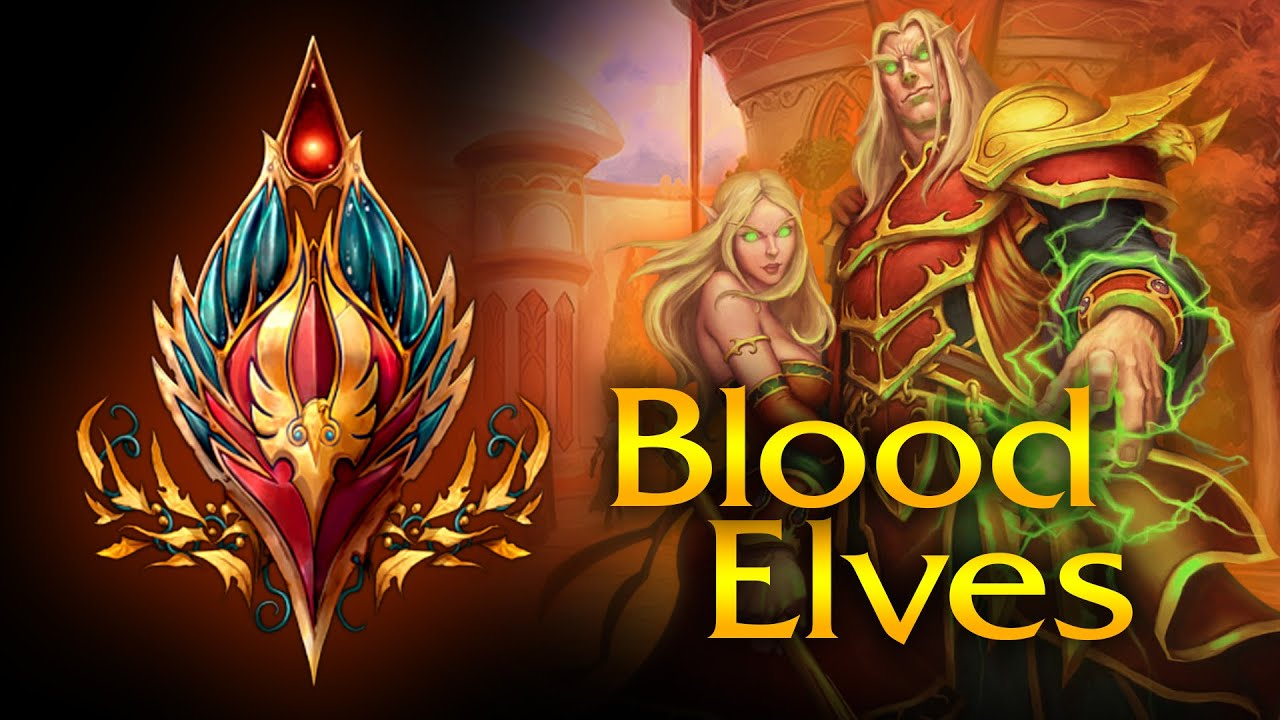 Download World of Warcraft - Music & Ambience - Blood Elves