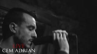 Cem Adrian - Kan Revan İçindeyim Canlı Performans - Beyoğlu Hayal K...