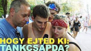 Hogy ejtik ki a külföldiek, hogy Tankcsapda? - teszteltük a Szigeten