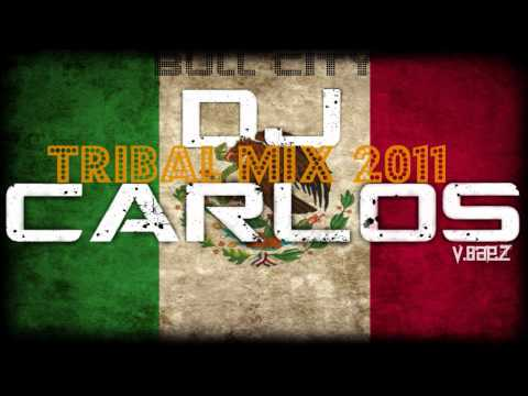 TRIBAL MIX 2011 #19 CINCO DE MAYO BULL CITY 10DJ Carlos
