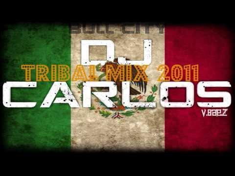 "TRIBAL MIX 2011 #19 ""CINCO DE MAYO"" BULL CITY 10(DJ Carlos)"