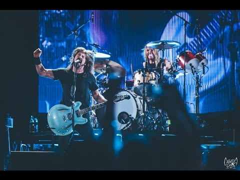 Foo Fighters   Live at Rio de Janeiro 2015 HD