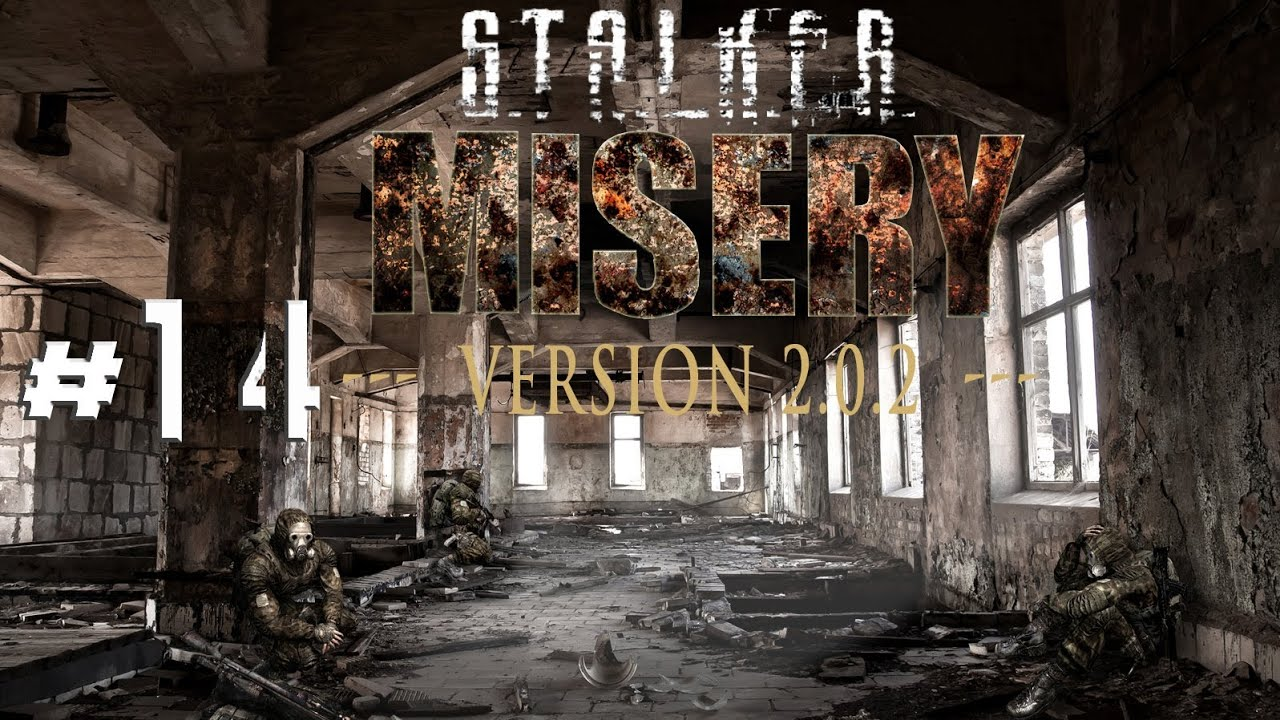 how to install stalker call of misery