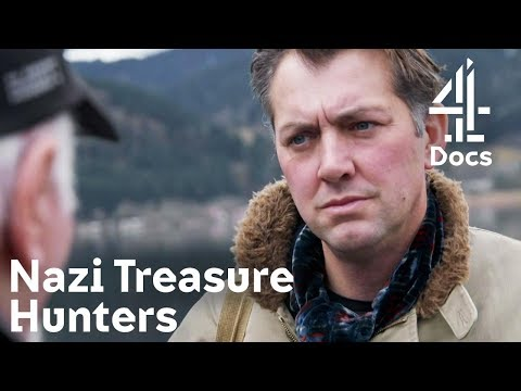 Last Man To See World's Most Famous Lost Painting | Nazi Treasure Hunters