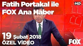 Gizli zam nasıl olur? 19 Şubat 2018 Fatih Portakal ile FOX Ana Haber