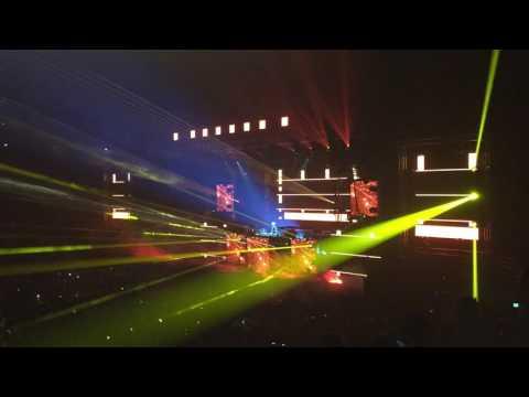 david guetta paris concert 2015 - memories