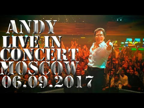 Andy Madadian (Live Concert in Moscow 06.09.2017)