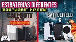 BATTLEFIELD 6 dia uno en XBOX GAME PASS y CALL OF DUTY 2021 en PS4 y XBOX ONE ?
