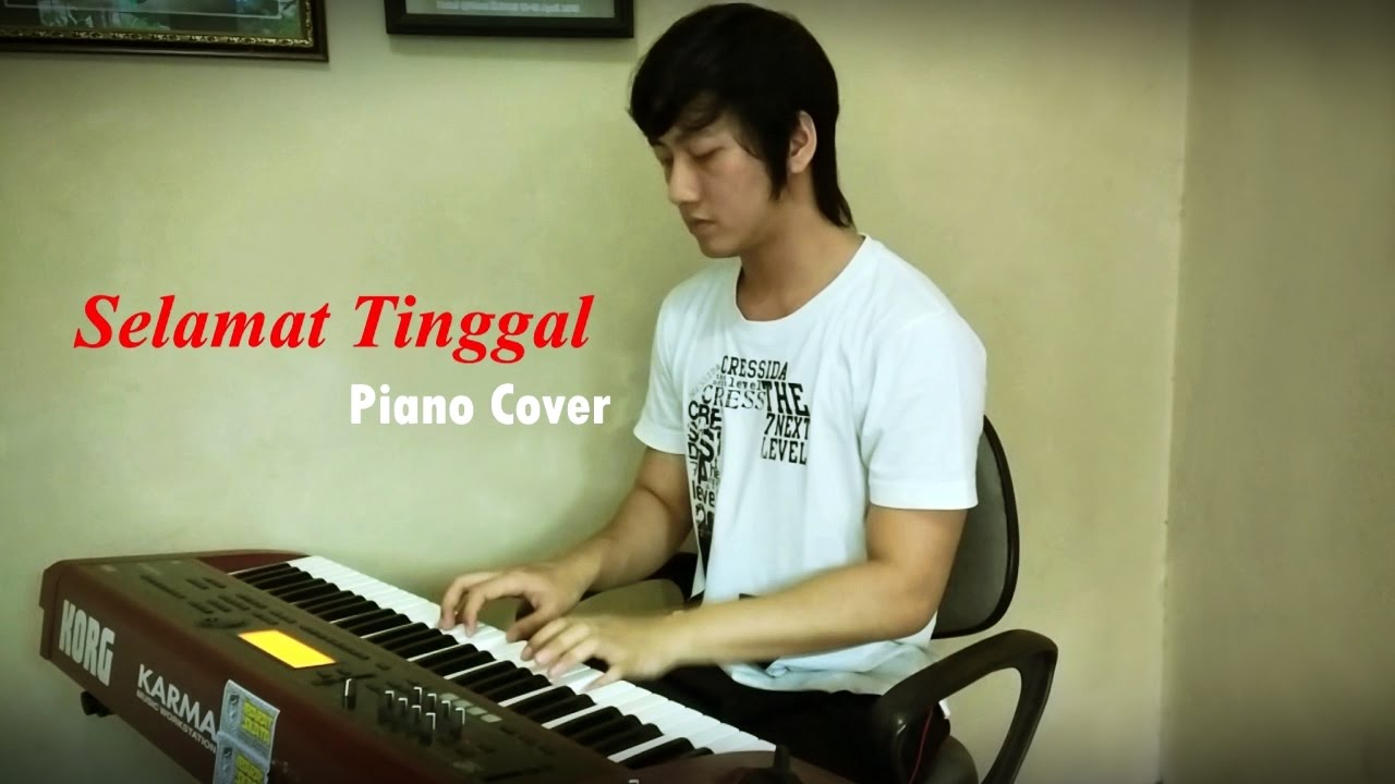 Selamat Tinggal - Five Minutes (Piano Cover by Anton ...