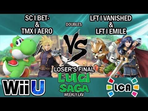 LCA Weekly 65 Dobles - Bet/Aero vs Vanished/Emile - [L] Final