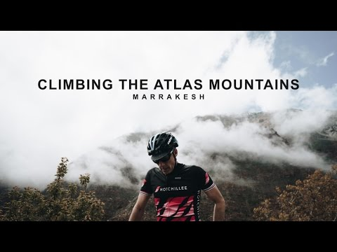 CYCLING THE ATLAS MOUNTAINS!