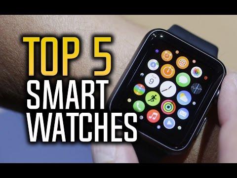 ▶️ Best Smartwatch - Top 5 Best Smartwatches In 2017!