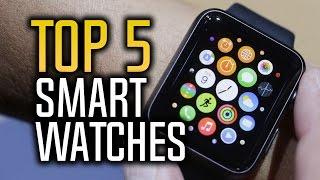 Best Smartwatch - Top 5 Best Smartwatches in 2017!
