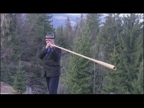 The World's longest wind instrument