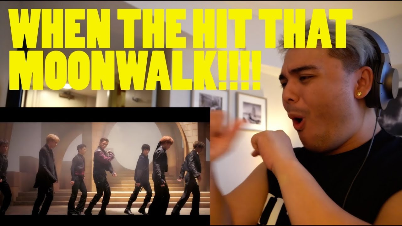 WayV - Moonwalk MV Reaction | WayV MOONWALK INTO MY DM'S
