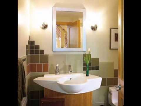 Best DIY Half bathroom decorating ideas