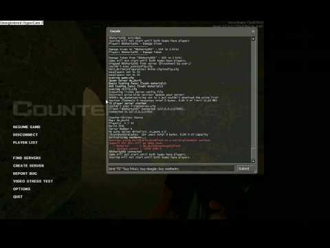 Counter Strike Source Binding Weapons Tutorial