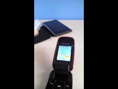 Samsung E1310B original ringtones