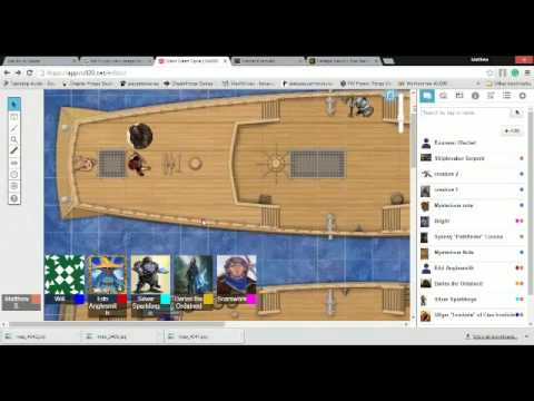 Dungeons and Dragons Episode 1: Ship Breaker
