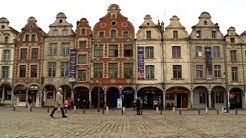 Arras : les petits secrets des grandes places