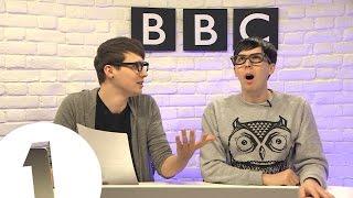 BLUE & BLACK DRESS! Dan & Phil's Internet News