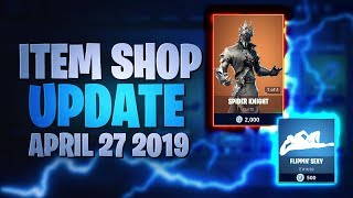 Fortnite Item Shop Update [27.04.2019 - 27th April 2019] Fortnite Battle Royale