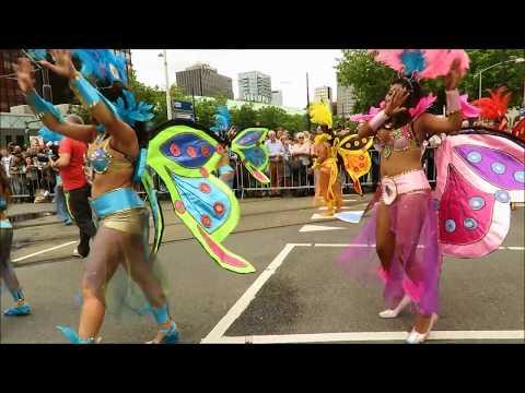 Zomer Carnaval Rotterdam 2017