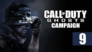 Call Of Duty: Ghosts - Walkthrough - Part 9 - He