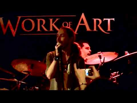 Work of Art - The Rain video
