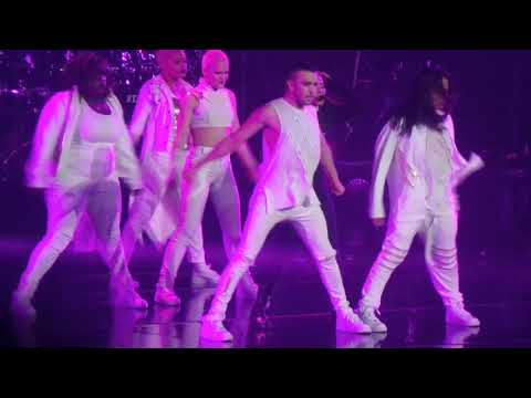 Janet Jackson 'State Of The World Tour' in KCMO @ Sprint Center 10/19/17