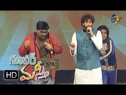 Bham Bham Bole Song | Karthikeyan, Karunya Performance|Super Masti | Narasaraopet| 23rd April 2017