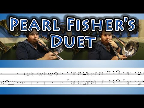 Pearl Fisher's Duet - Au Fond Du Temple Saint