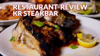 Restaurant Review - KR Steak Bar, American (New) | Atlanta Eats