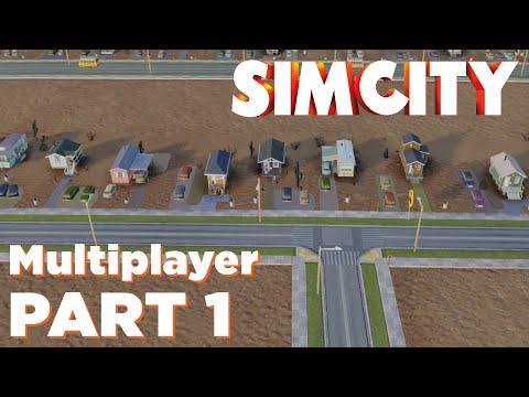 Radiated Region 9 (SimCity Multiplayer - Uncut Coop Gameplay - PC - Part 1)