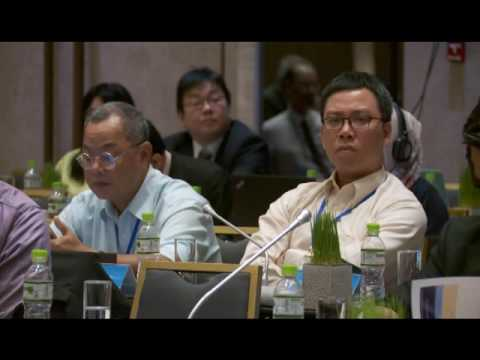 8th South China Sea Conference 2016- SESSION 6