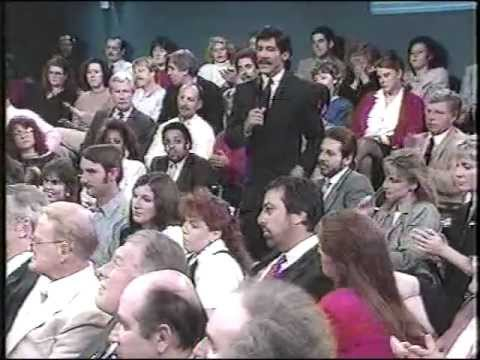 Geraldo Rivera - MURDER: LIVE FROM DEATH ROW (1988, VHS Rip, Richmond VA Ch. 63 WVRN)