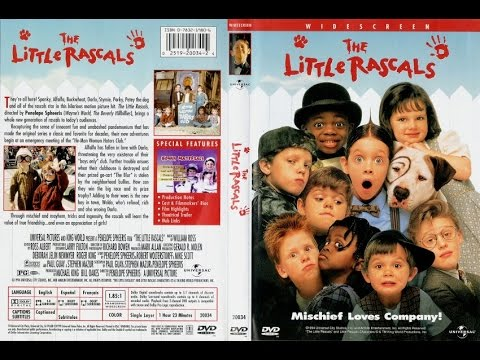 a review of the movie little rascals When news first hit my inbox back in january (prompting me to post) that universal was prepping to release a new little rascals film, my personal inte.