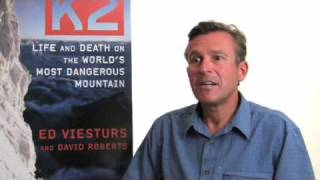Ed Viesturs on The Most Important Climb in K2's History