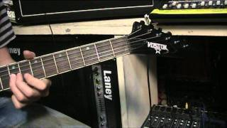 Music Malaysia - VOSTOK Electric Guitar Demonstration