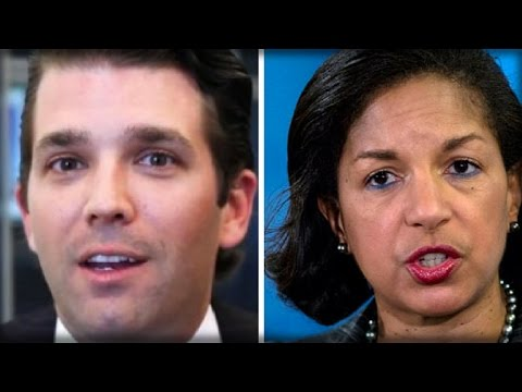 JUST IN: TRUMP JR. ISSUES RESPONSE TO SUSAN RICE INTERVIEW, INSTANTLY DROPS JAWS