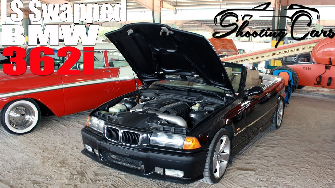 BMW 362i, The LS Swapped V8 3 series!