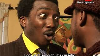 The Record Deal (The Bovi Ugboma Show) (Episode 16)