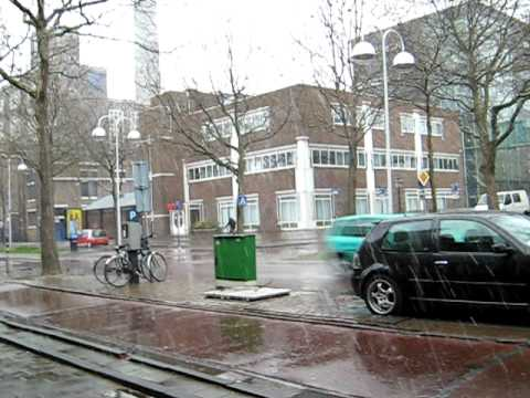 Typical Netherlands weather