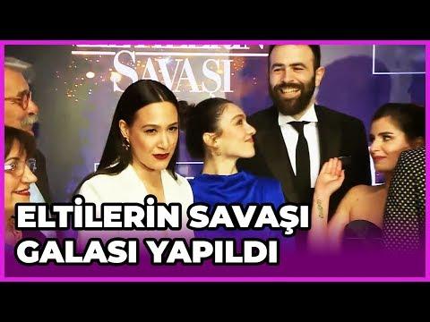 Gupse Özay, Eltilerin Savaşı Galasını Yaptı!   GEL KONUŞALIM