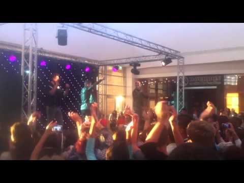 Akcent - Chimie intre noi Concert Maritimo Shopping Mall 23 septembrie 2012