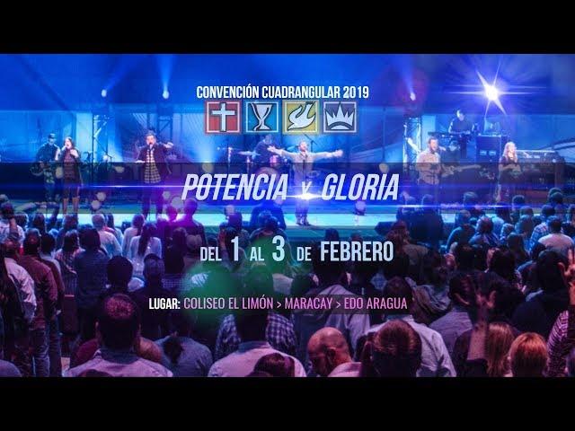Convención Cuadrangular 2019